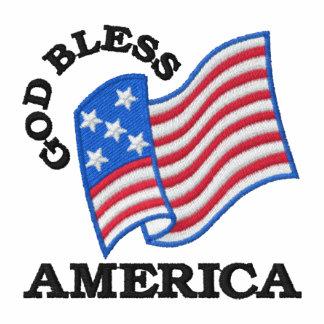Dios bendice América