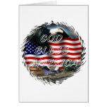 Dios bendice América Felicitaciones