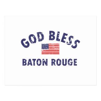 Dios bendice BATON ROUGE Postal