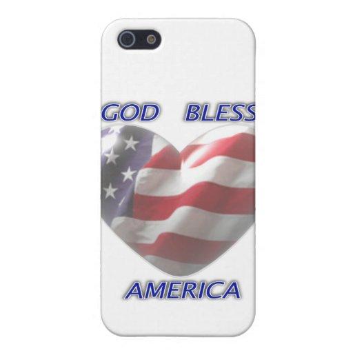 Dios bendice la caja de iPod 4 del americano iPhone 5 Cobertura