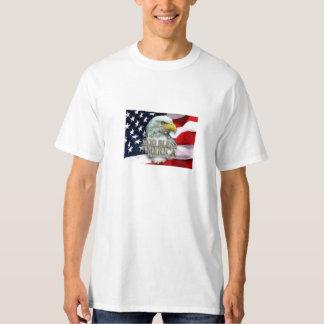 Dios bendice la camiseta de América por ABR Poleras
