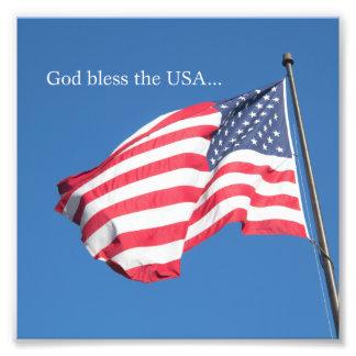 Dios bendice los E.E.U.U.… Fotografías