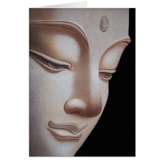 Dios Buda Tarjeta De Felicitación