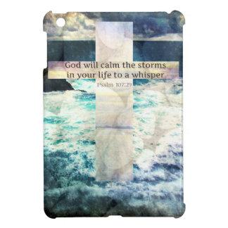Dios calmará la tormenta en su vida a un susurro