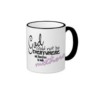 Dios creó la taza de las madres