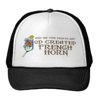 Dios creó la trompa gorras de camionero
