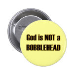 Dios de Bobblehead Pins