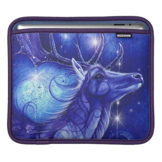 Dios de cuernos - ciervo de sueños funda para iPads