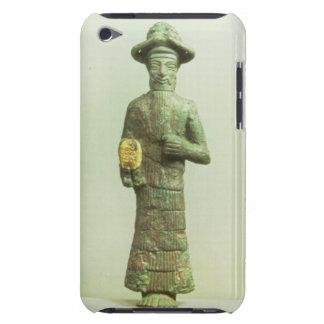 Dios de Elamite con la mano de oro de Susa, Cubierta Para iPod De Barely There