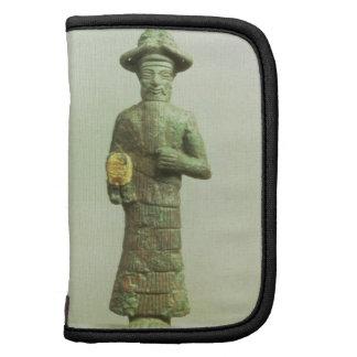 Dios de Elamite con la mano de oro de Susa, Southw Planificadores