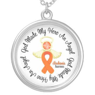 Dios de la leucemia hizo mi héroe un ángel grimpolas