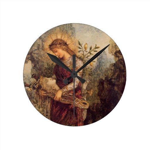 Dios de la música de Orfeo Relojes