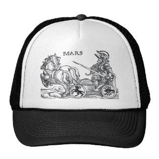 Dios de Marte Ares del dibujo animado romano Gorra