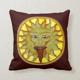 Dios de The Sun Ra Cojin
