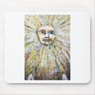 Dios de The Sun (retrato de dios del Mouse Pad