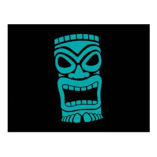 Dios de Tiki Postales