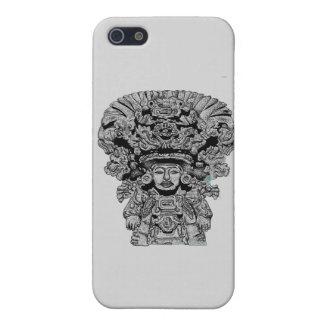 Dios de Zapotec del maíz iPhone 5 Carcasas