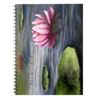Dios del cuaderno de la paz