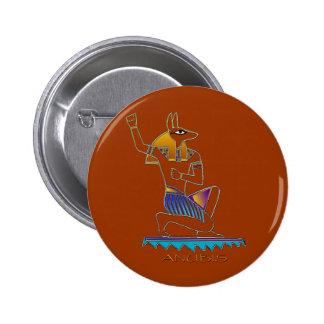 Dios del egipcio de ANUBIS Pins