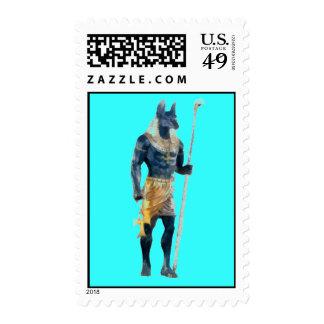 Dios del egipcio de Anubis Envio
