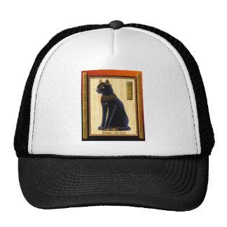 Dios del gato del ~ de BASTET Gorra