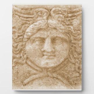 Dios del Griego de Hermes Placas