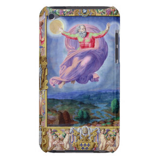 Dios del latín 8880 fol.182v el padre, del Psalt Case-Mate iPod Touch Carcasa