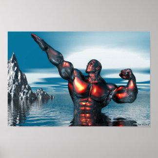 dios del mar posters