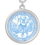 Dios del mono de Hanuman Collares