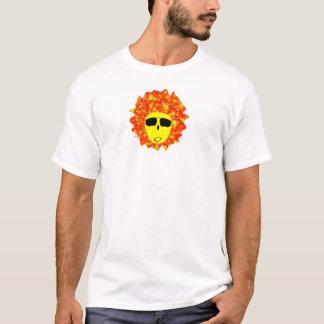 Dios del sol fresco playera
