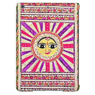 Dios del sol hindú de Surya Funda Para iPad Air