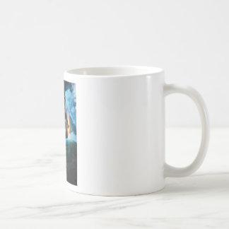 DIOS DEL THOR DEL TRUENO TAZA DE CAFÉ
