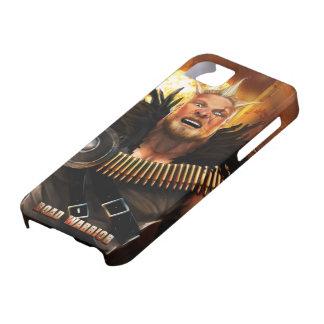 Dios del trueno iPhone 5 Case-Mate coberturas