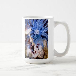 Dios del trueno taza