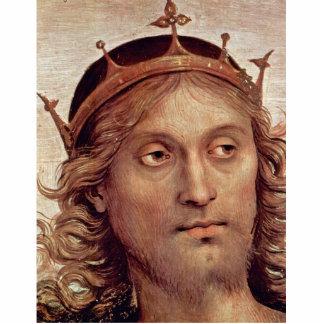 Dios el padre del profeta y sibila detalla esculturas fotográficas