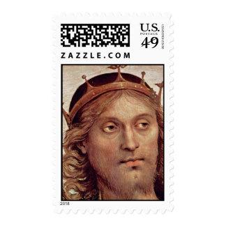 Dios el padre del profeta y sibila detalla sello