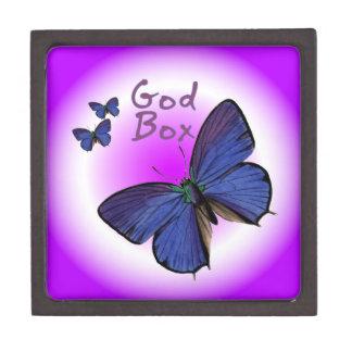 Dios encajona caja de dios del paso de la recupera cajas de regalo de calidad