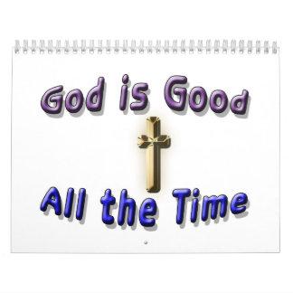 Dios es buen calendario