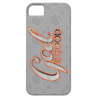Dios es buen iPhone 5 Barely There/ambiente iPhone 5 Case-Mate Protector