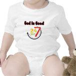 Dios es buena camisa de 247 niños