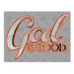 Dios es buena postal