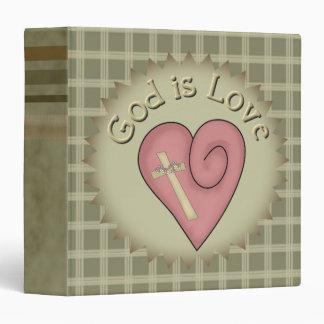 Dios es carpeta de Avery del amor