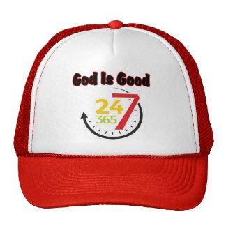 Dios es el buen gorra 247