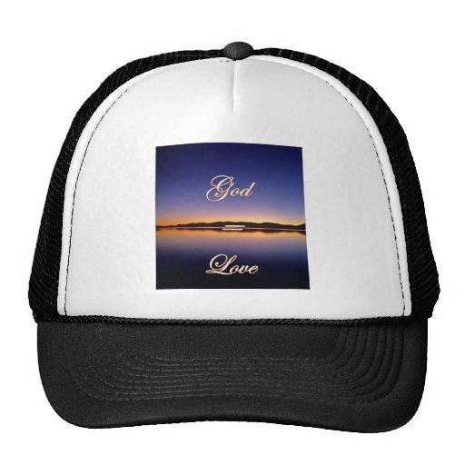 Dios es = gorra del amor