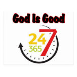 Dios es la buena postal 247