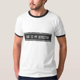 Dios es la camisa del director