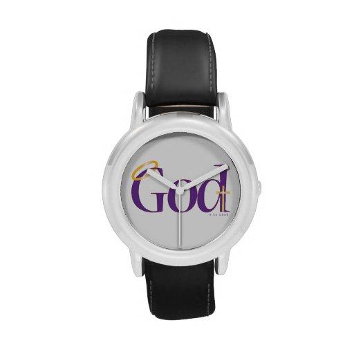 Dios es reloj tan bueno