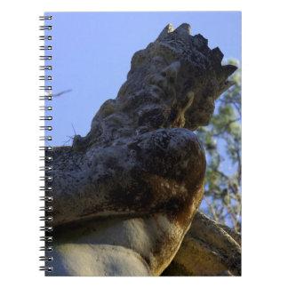 Dios griego cuaderno