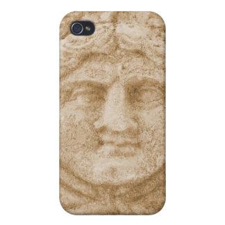 Dios griego HERMES iPhone 4 Fundas