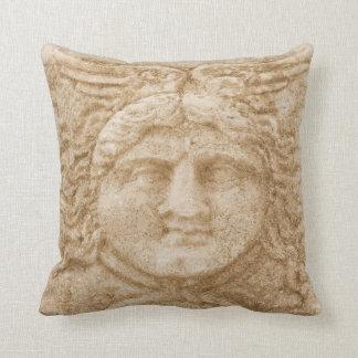 Dios griego Hermes REPRESENTA la imagen antigua de Cojin